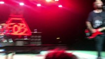 Grand Theft Autumn/Where Is Your Boy + talking - Fall Out Boy on 8/15/15 at Illinois State Fair
