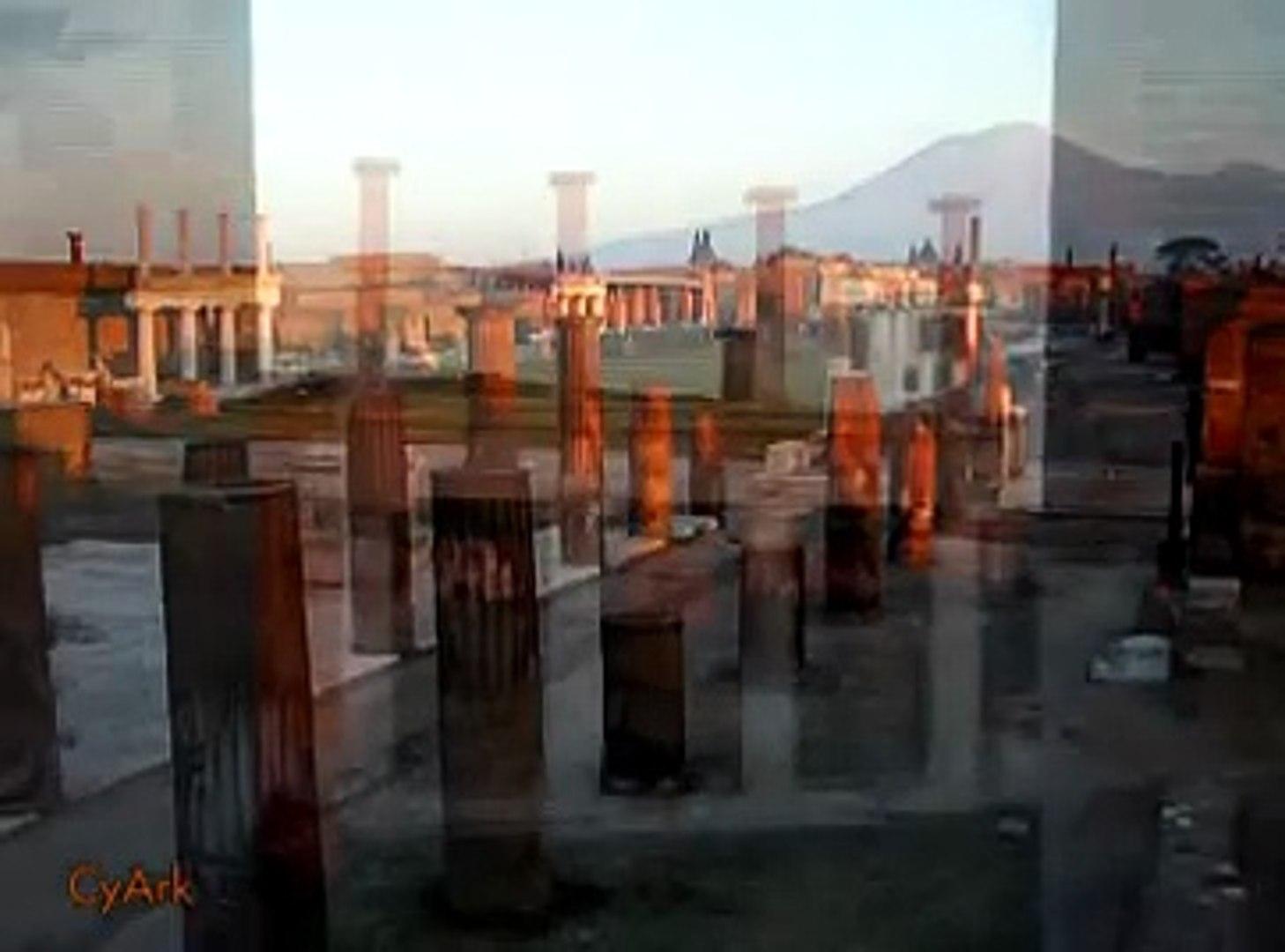 Pompeii Showcase