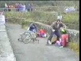 Gara bici divertente