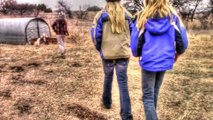 Pregnant Goat Update 3-4-15 | Homestead Kids