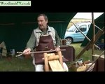 Making A Walking Stick - How to make a walking stick from hazel