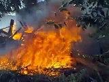 Ολονύκτια μάχη με τις φλόγες στη Βοιωτία. Δύκολη η επόμενη μέρα για τους κατοίκους του Διονύσου