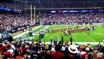 Houston Texans VS San Franciso 49ers Opening Team Intro Reliant Stadium