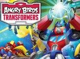 Angry Birds Transformers, Tráiler oficial