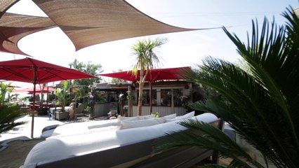 Bora Bora Beach - Plage Saint-Tropez -  Via-selection.com 2015
