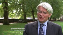 Andrew Mitchell: We need safe havens in Syria for refugees