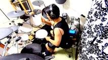 Mayhem Funeral Fog drum cover by Kuki mistake verあー間違えた!!笑