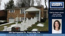 Homes for sale 350 Springwood Dr Penn Hills PA 15147 Coldwell Banker Real Estate Services