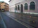T6A2 tram in Szeged
