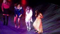 Super Show 5 Fancam Siwon, Sungmin, Ryewook & Kangin Dancing to Alone (Manila, Philippines)