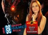 Los mejores juegos de la Madrid Games Week 2014, Vídeo Reportaje