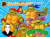 Regreso al Pasado TV 2x07: Tortugas Ninja