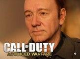 Call of Duty: Advanced Warfare, Ronda de chupitos con Kevin Spacey