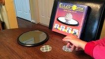 Eulers Disk : un disque qui peut tourner très très très longtemps