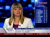 Sir Alex Ferguson Hologram   Manchester United Museum