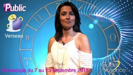 Horoscope Verseau Patricia Lasserre semaine du 7 septembre 2015
