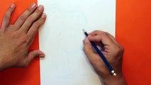 Cómo dibujar a Elly (Pocoyó) - How to draw Elly (Pocoyo)