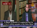 Hamas Interior Minister Slams Egypt over Fuel Shortage in Gaza We are Egyptians.flv