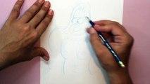 Cómo dibujar a Skips (Un Show Más) - How to draw Skips (Regular Show)