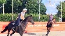 Le Horse-Ball version féminine