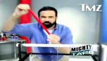 Billy Mays Mighty Tape