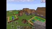 DIAMOND DUNGEON (ULTRA RARE) - Minecraft Pocket Edition 0.11.1+/0.12.1+ - Seed Showcase