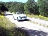 Triumph Herald .....   Wierd Herald takes a drive!