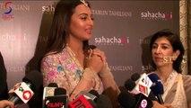 Sonakshi Sinha Exposing Her MILKY Assets