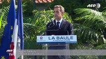"""Nicolas Sarkozy """"La France a toujours été du côté des dictateurs"""""""