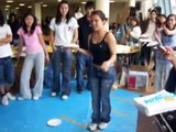 Food & Fun Fair 06 - Pie Throwing Booth!
