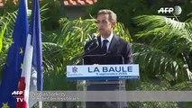 Lapsus de Nicolas Sarkozy sur la France et les dictateurs