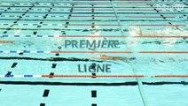 Premiè̀re ligne : documentaire sur le stage de préparation de l'équipe de France de natation à l'INSEP