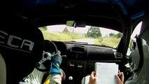 ES 4 Signy - Rallye des Ardennes 2015 - Pierre Alexandre Perrin Maxime Chochoy - Clio Ragnotti FN3 - 6ème temps scratch