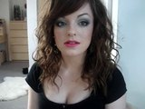 Makeup Tutorial: Bright Pink Lips & Grey Smokey Eyes