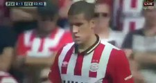 Highlights Goals - PSV Eindhoven vs  Feyenoord 3-1 All Goals & Highlights.2015 & Highlights Goals