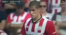 Highlights Goals - PSV Eindhoven vs  Feyenoord 3-1 All Goals & Highlights.2015 & Highlights Goals