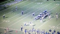 High school football players accused of tackling referee on purpose