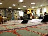 Athan during Ramadan 1430 (2009) at the Selimiye (Turkish) Mosque in Methuen, Massachusetts.