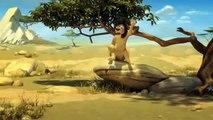 Super divertente cartone animato serie LEON