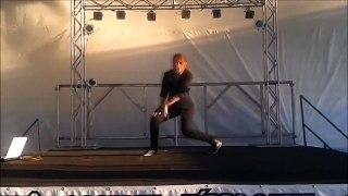Love Ya SS501 Dance Cover by Eduarda Oberg