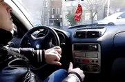 Freedrive in my Alfa Romeo 147 jtd !