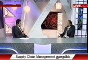 Logistics & Supply Chain Management - Sun News interview with Dr. M. Arumugam (Part 1)