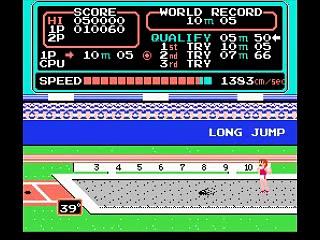 [Nintendo Game] Track & Field (1/2)
