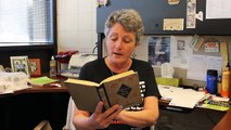 Chris Schafer Banned Books Week Virtual Read-Out. A reading from Winnie-the-Pooh, A.A. Milne