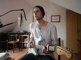 "Jeff Buckley - ""Hallelujah"" [ \Headless/ guitar cover HD ]"