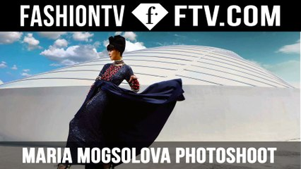 Behind the Scenes: Maria Mogsolova shoot with Farah Khan | FTV.com