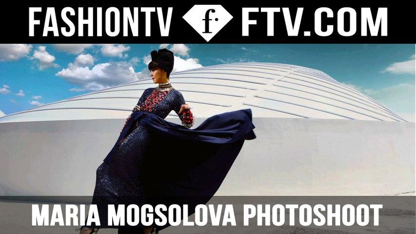 Behind the Scenes: Maria Mogsolova shoot with Farah Khan   FTV.com