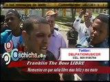 (Video) Franklin The Boss - Primera Declaraciones En El Momento Que Salia Libre De Najayo