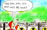 Tepco DUmps Radioactive Water in Ocean To SAVE Ocean #Fukushima