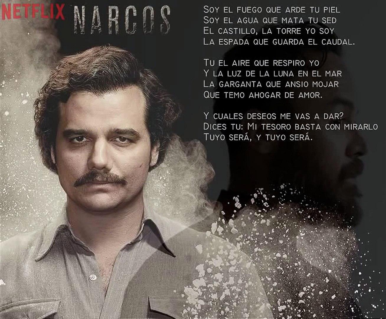 narcos opening song tuyo by rodrigo amarante lyrics esp eng